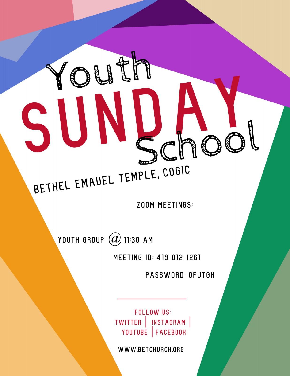 Sunday school (1)