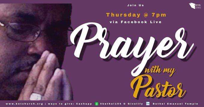 prayer thrusday